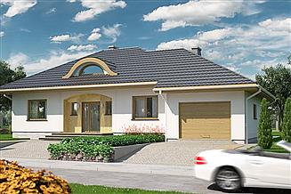 Projekt domu APS 151 NEW