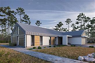 Projekt domu Mindelo DCB136