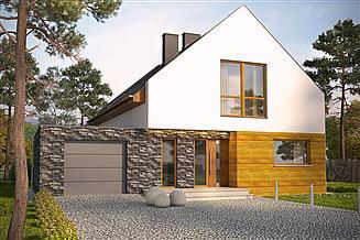 Projekt domu Avanti