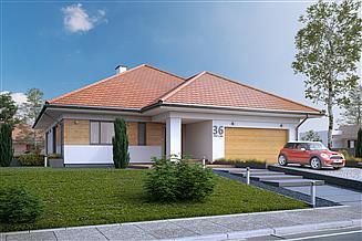 Projekt domu Decyma 11