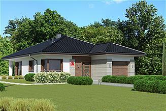 Projekt domu Dom przy Pastelowej 17