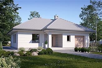 Projekt domu N10-G1