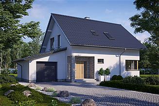 Projekt domu N12-G1