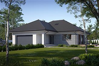 Projekt domu N14-G2