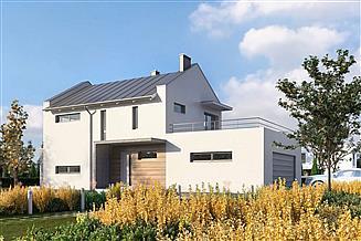 Projekt domu Belfast IX DCP268h