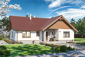 Projekt domu Tracja 3