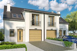 Gotowe Projekty Domów Dwurodzinnych Gwarancja Najniższej Ceny