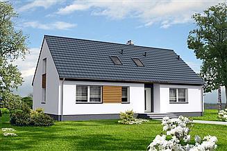 Projekt domu Ostenda LMB141