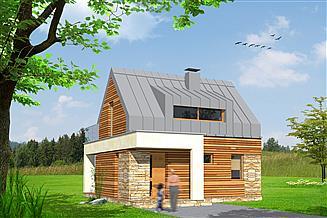 Projekt domu MD-1A