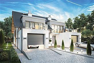Projekt domu Tandem IV