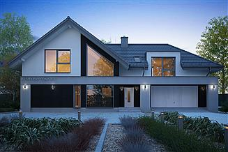Projekt domu Tiala 3