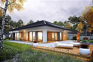 Projekt domu Tanita III G2 energo