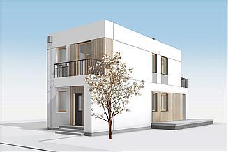 Projekt domu Dracena W