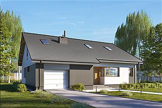 Projekt domu E-243