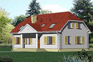Projekt domu MD-209