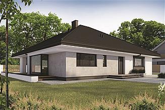 Projekt domu Jura N