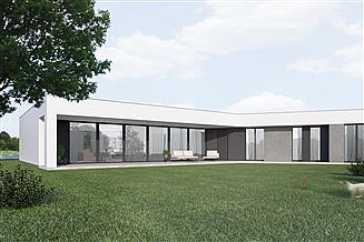 Projekt domu A-37