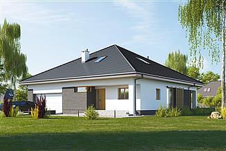 Projekt domu E-238