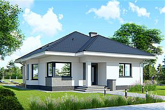 Projekt domu APS 190 NEW