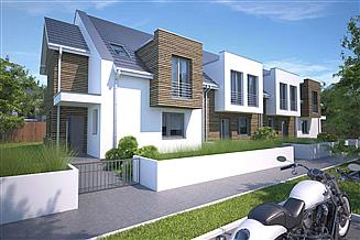 Projekt domu Zurych II LMS20a