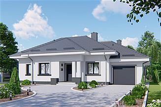 Projekt domu APS 052 wersja 2