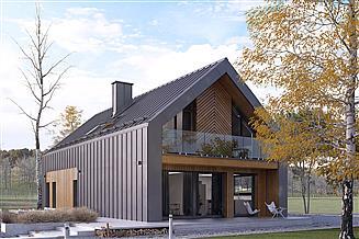 Projekt domu Pogodny