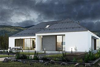 Projekt domu Gustowny 01