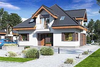Projekt domu Nowa bez garażu [B]