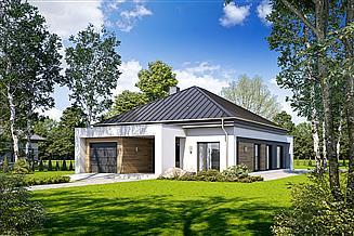Projekt domu Spokojny D51