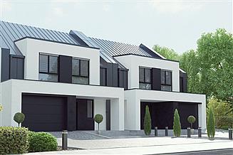 Projekt domu uA88