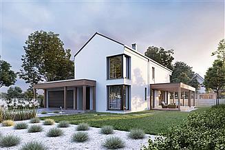 Projekt domu Dax DCP365