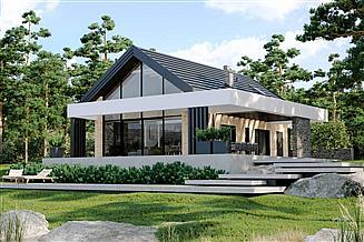 Projekt domu HomeKoncept-66 A