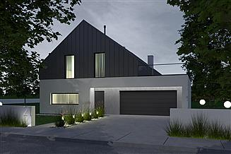 Projekt domu FX-39