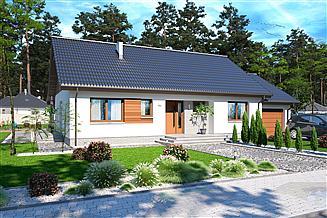 Projekt domu Tamara Modern B