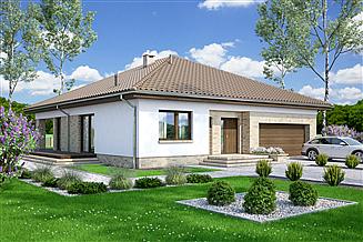 Projekt domu Kalwados