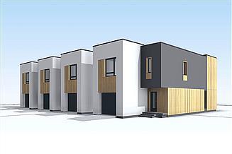 Projekt domu Daglezja