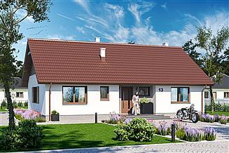 Projekt domu Tracja 5
