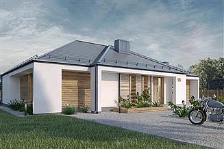 Projekt domu Gustowny 03