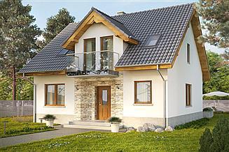 Projekt domu Kolia 3