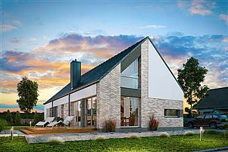 Projekt domu Domena 123