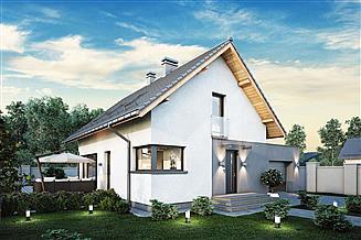 Projekt domu Felix V