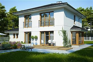 Projekt domu Arseniusz II