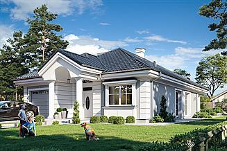 Projekt domu Dom na parkowej 7 A