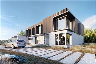 Projekt domu Annecy DCP360