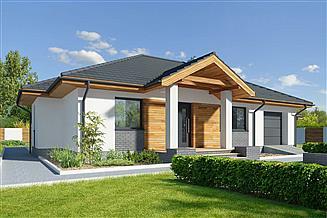 Projekt domu Altura DCB126