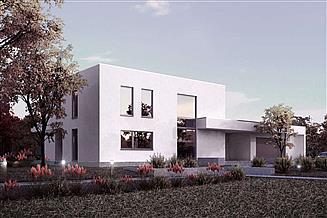 Projekt domu Tarrafal DCP372