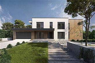 Projekt domu Santander DCP371