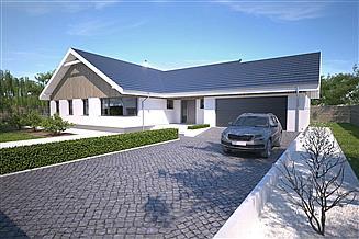 Projekt domu Noordwijk DCB137