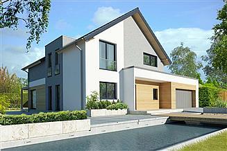 Projekt domu Grenoble II DCP353a