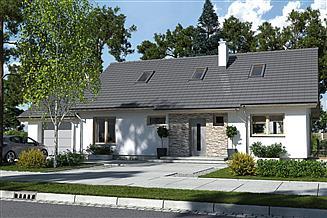 Projekt domu Nina Lux C